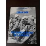 LIBAN 1978, Les casques bleus de la France, Colonel Salvan