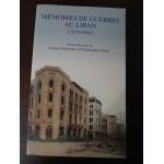Memoires de guerres au Liban (1975-1990) de Mernier et Varin, Sinbad