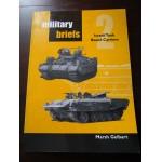 Military Briefs n°2: Israel tank based carried, Marsh Gelbart