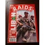 Raids N°4: Liban, octobre 1989, dix jours au coeur des combats