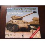 WWP:sraeli Armour in Detail Israeli Defense Forces Armored Corps by Petz, Mostek