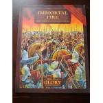 Immortal Fire: greek, persian and macedonian war, Field of Glory, Gaming rules