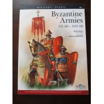 Byzantine Armies, 325 AD-1453 AD, D. Belezos, Squadron Signal