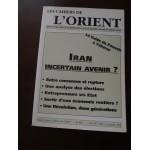 Iran: incertain avenir?, les Cahiers de l'Orient, N°60, A. Sfeir