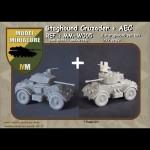 Staghound Crusader + AEC