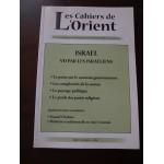 Israël: vu par les Israéliens, les Cahiers de l'Orient, N°95, A. Sfeir