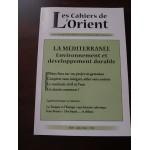 La Méditerranée, environnement et developpement durable, N°91, A. Sfeir