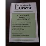 Le Caucase, un conflit pour demain?, Les Cahiers de l'Orient, N°101, A. Sfeir