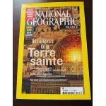 National Geographic:Aux origines de la Terre Sainte,Sinai, Jericho, Galilé n°123