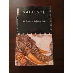 Sallustre: la guerre de Jugurtha, les belles lettres