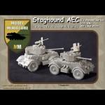 Staghound AEC (2x vehicles)