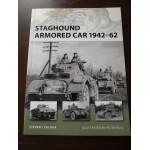 Staghound armored car 1942-62, Steven Zaloga, Osprey