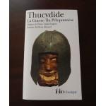 Thucydide: La guerre du Peloponnese