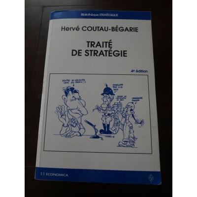 Traité de stratégie, H. Coutau-Bégarie, Economica