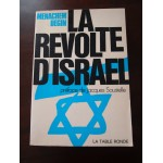 La révolte d'Israël, Menachem Begin