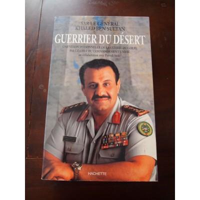 Guerrier du Desert,general khaled Ben Sultan, Hachette