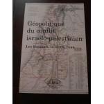 Géopolitique du conflit israelo-palestinien, ellipses