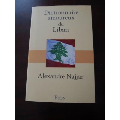 Dictionnaire du Liban, Alexandre Najjar