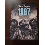 1967, six jours qui ont changé le monde, Tom Segev