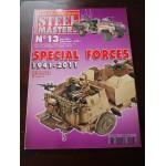 STEELMASTERS N°13, avril 2011, Spécial Forces, 1941-2011, Chevrolet, Tatra, jeep