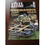 STEELMASTERS N°30, HS, juillet, aout, sept 2015, Normandie 1944, Cromwell, D-7