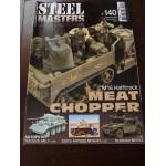 STEELMASTERS N°140, sept 2017, M16 Haltrack, Meat Chopper, Humvee M1151