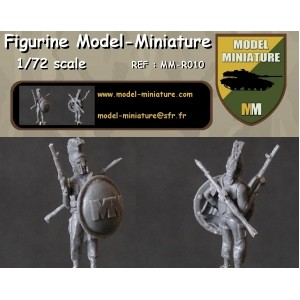 Figure Model-Miniature (set 1)