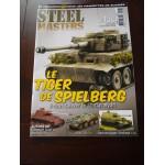 STEELMASTERS N°156, janvier 2018, le Tiger de Spielperg, soldat Ryan