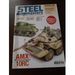 STEELMASTERS N°168, mars 2019,AMX-10 RC, M3A1,KhPZ