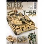 STEELMASTERS N°165, oct 2018, T-55 Egnigma,H-39,Dela Force