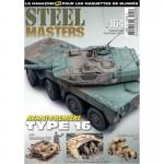 STEELMASTERS N°164, sept 2018, JGSDF Type 16, Tankette