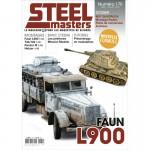 STEELMASTERS, N° 170, FAUN L900, T-34/122mm, Hertzer