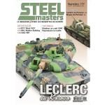 STEELMASTER, N°177, Aout, sep 2020, Leclerc, UAZ-469, BT-7 ,M41