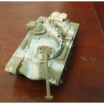 M-48 Patton, 1/72, Revell, milice libanaise