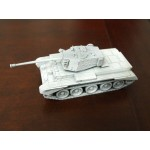 Char Charioteer, 1/72, tourelle Model-Miniature, chassis Cromwell Revell