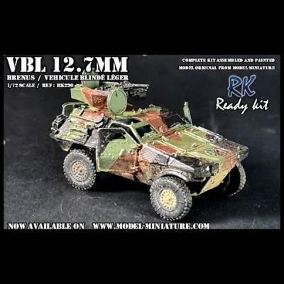 VBL Panhard (12.7mm version)