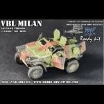 VBL Milan (anti-tank version)
