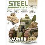 STEELMASTERS N°171, aout/sept 2019, AML-90, Chaffee, Panzer, Stuart