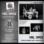 VBL OPEX (Liban, Afghanistan,...)