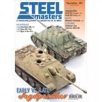 STEELMASTERS N°181 avril/mai 2021, Jagdpanther, Chieftain, Tumbler Batman, Type 85 I-Go