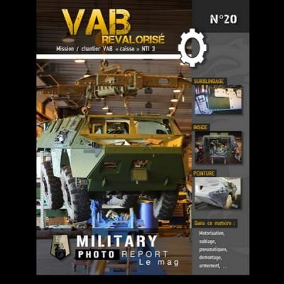 """VAB Revalorisé : Mission / chantier VAB """"caisse"""" NTI 3"""