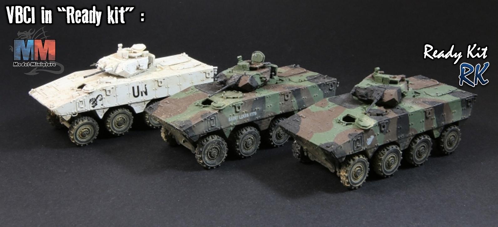 AMX-10 RC première génération