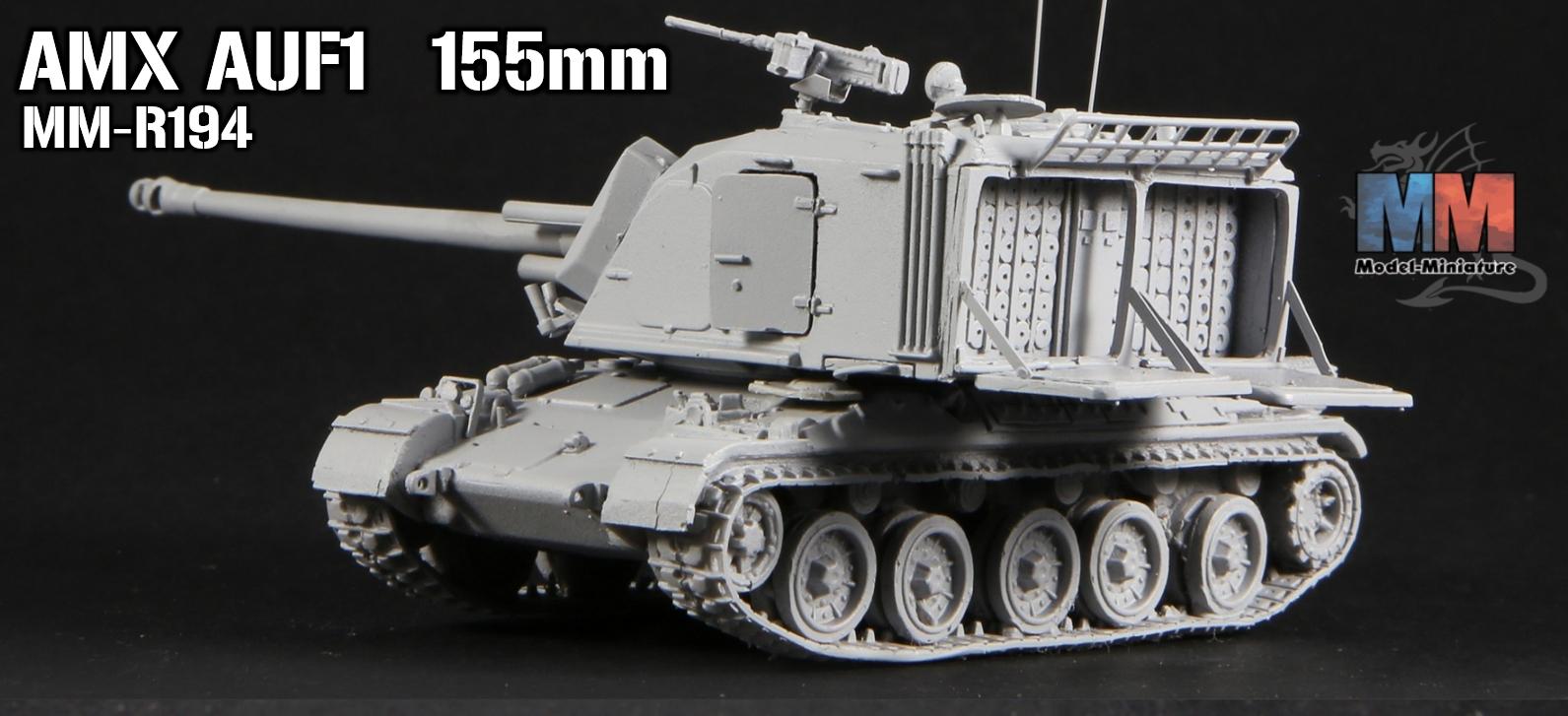 AMX AuF1  /  155mm