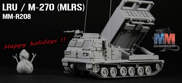 LRU / M-270 (MLRS=