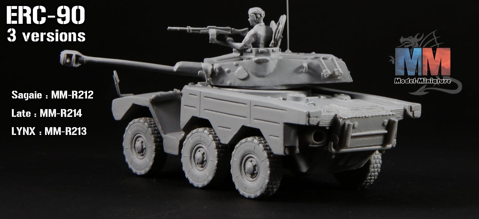 VAB 12.7mm et T20/13 - Amelioration kits