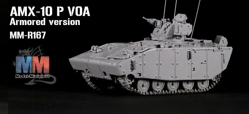 AMX-10 P VOA / armoured